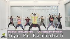 Jiyo Re Baahubali - Prabhas, MM Keeravani / INDIA POP /  Choreography / ZIN / Zumba® / Wook - YouTube Zumba Workout Videos, Wrestling, India, Pop, Sports, Youtube, Movie Posters, Movies, Dancing