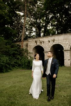 Outdoor Couple, Hungary, Real Weddings, White Dress, Couples, Couple