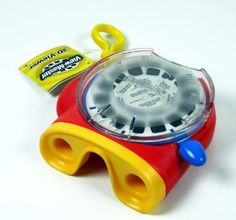 Fisher Price Educational Products 3d View Master - Red - Provides An Eye-Popping 3d Experience! Jouets, Jeux, Enfant, Peu, Nourrisson