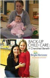 Back-Up Child Care: A Cherished Benefit