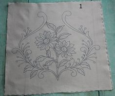Mexican embroidery kit This mexican flower embroidery kit includes everything you will need to create your own Pillow Co Diy Embroidery Kit, Border Embroidery Designs, Embroidery Patterns, Flower Embroidery, Diy Pillow Covers, Diy Pillows, Diy Embroidered Pillow, Flower Art Drawing, Applique Stitches