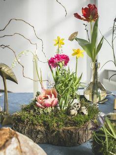 Le Frufrù: Decoriamo la tavola di Pasqua (2 la vendetta)