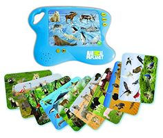Animal Planet Animals of World Learning Pad Interactive Toy * Check this awesome product by going to the link at the image.Note:It is affiliate link to Amazon. #me