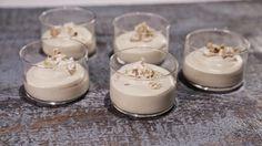CARLA HALL White Chocolate Corn Mousse