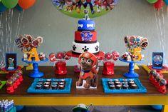 Festa Infantil: Patrulha Canina (as Crianças Amam!)