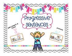 Progressive Sentence
