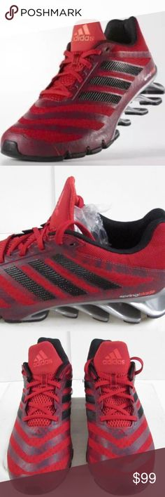 size 40 57aa4 a59f9 Men s Adidas Springblade Running Shoes  Cc -Without Box  Mens  Adidas   Springblade  Running  Shoes   Cc   Without  Box   NEW Springblade Adidas    Pinterest ...