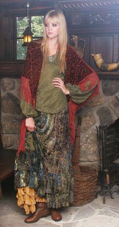 by Gypsy Moon Clothing.