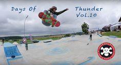 Days of Thunder Vol.10 Skate-Contest
