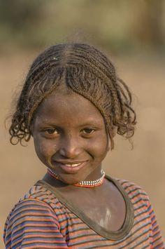 From Ethiopia