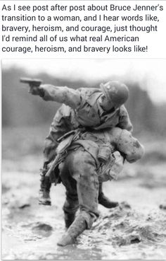 This is what a real hero looks like. American Pride, American History, Military Humor, Military Pins, Support Our Troops, Conservative Politics, Real Hero, American Soldiers, God Bless America