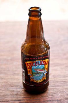 Beer mushroom sauce