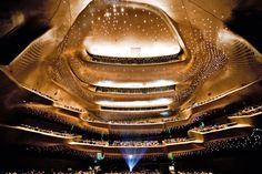 Zaha Hadid Baku Theatre