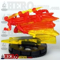 The Flash - DC - Justice League New 52 HeroClix #017