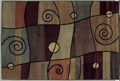 AreaRug Percussion - 3X807 - Ebony - Flooring by Shaw