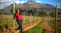 Black South African Goes From Never a Sip to Vineyard Fame
