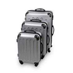 Maletas American Tourister, Pink Luggage, Suitcase, Internet, Travel Items, Traveling, White Handbag, Briefcase