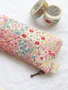 Heart Handmade UK: Patchwork Pretties | Pretty Floral Sewing Insipration from Zakka Art