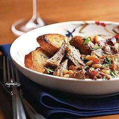 Thomas Keller's Slow-Cooker Cassoulet from Williams-Sonoma. http://punchfork.com/recipe/Thomas-Kellers-Slow-Cooker-Cassoulet-Williams-Sonoma