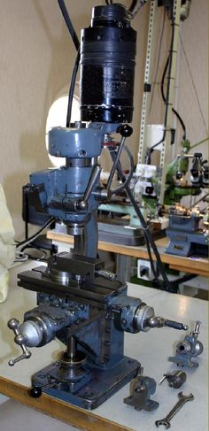 Nora Milling Machine                                                                                                                                                                                 More