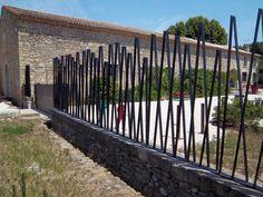 Clôtures : Clôture espaces verts - Bambu