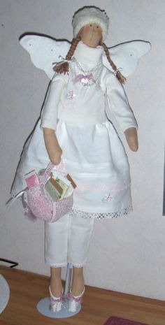 - 21 Сентября 2010 - Кукла Тильда. Всё о Тильде, выкройки, мастер-классы.