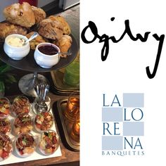 La Lorena Banquetes+ Coffee Break con Ogilvy... #lalorena #eventos #coffeebreak #publicidad