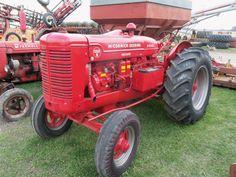 1950 McCormick Deering ODS6 diesel