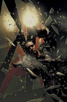 Punisher by Tim Bradstreet