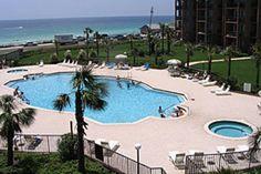 The Mediterranea Destin, FL.....best pool EVER!!!!