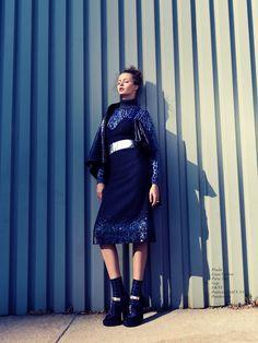 Louis Vuitton Fall Winter 2013 Editorial