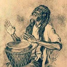 African American Artist, American Artists, Reggae Style, Reggae Music, Rastafari Art, Rastafarian Culture, Jamaican Art, Rasta Art, Reggae Artists