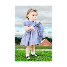 Adorable Toddler Girl On A Farm - babies Photo (8803157) - Fanpop found on Polyvore