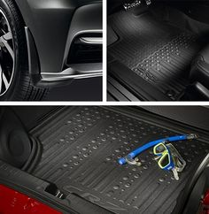 2016 Honda CR-Z All Season Protection Package at Partscheap.com