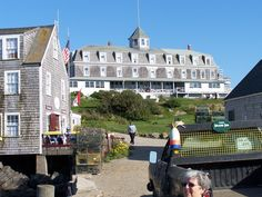 Island Inn... Monhegan Island, Maine!