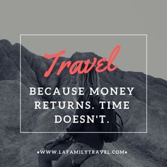 And this is why we never break a sweat about spending our extra funds traveling.