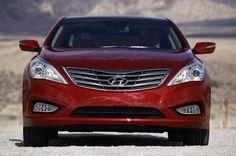 Hyundai Grandeur 2016 front