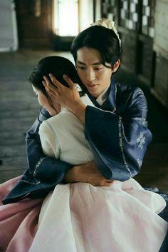 Moon Lovers : Scarlet Heart Ryeo : Baek Ah 백아 & Woo Hee 우희 #
