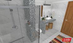 Alcove, Divider, Bathtub, Bathroom, Furniture, Home Decor, Blue Prints, Standing Bath, Washroom