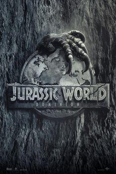 Jurassic Park Trilogy, Jurassic World 3, Jurassic Movies, Jurassic Park Party, Jurassic World Fallen Kingdom, Dinosaur Movie, Dinosaur Art, Michael Crichton, Jurassic World Wallpaper