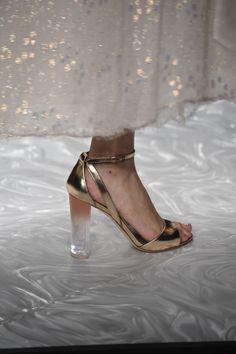 Monique Lhuillier Spring 2015 Shoes