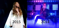 """2015 Grammy's Hidden Message """"From Dark to Light"""" The Rise of the Beast. Please SHARE to expose this unholiness."""