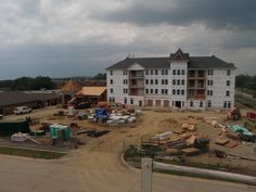 life enrichment center during construction-- It is NOW OPEN!