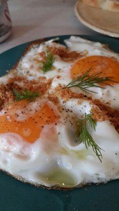 La ruta del huevo frito