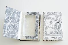 Cando. -kirjarasia  Hinta: 29,50€ Money Clip, Personalized Items, Wallet, Diy, Bricolage, Money Clips, Do It Yourself, Purses, Homemade