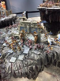 Age of sigmar display board