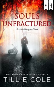 Title: Souls Unfractured Series: Hades Hangmen Author: Tillie Cole Age group: New Adult Genre: Dark Contemporary Romance Release date: TBA I Love Books, Good Books, My Books, Books To Read, Good Romance Books, Romance Authors, Beautiful Book Covers, Book Show, Inspirational Books