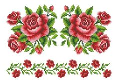 Karolink's scheme to buy KFO 4033 in World of the Embroidery online store Cat Cross Stitches, Cross Stitch Heart, Beaded Cross Stitch, Cross Stitch Flowers, Cross Stitching, Cross Stitch Embroidery, Cross Stitch Designs, Cross Stitch Patterns, Loom Patterns