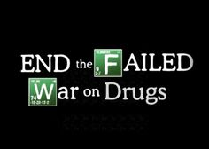 #BreakingBad and the #WarOnDrugs