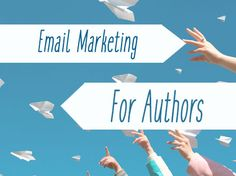 Using email to market books is a great tool for authors. Follow these tips to turn casual readers into fans no matter how they found you! #AutumnWriting #writingtips #writingcraft